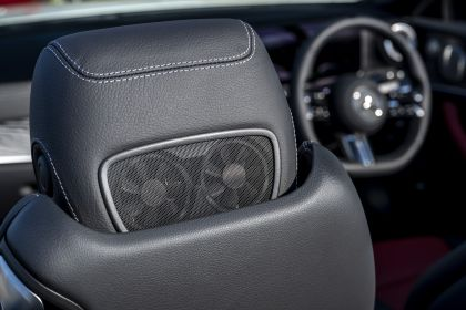 2021 Mercedes-Benz E 300 cabriolet - UK version 40