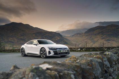 2021 Audi e-tron GT quattro - UK version 1