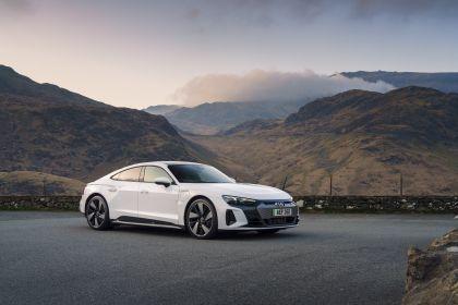 2021 Audi e-tron GT quattro - UK version 2