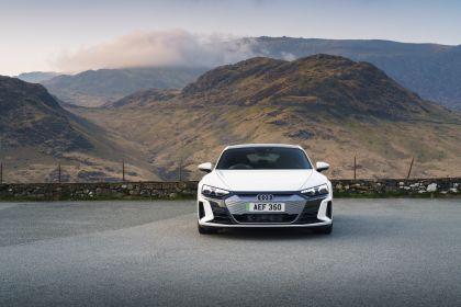 2021 Audi e-tron GT quattro - UK version 4