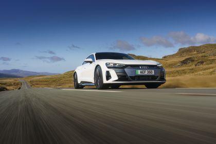 2021 Audi e-tron GT quattro - UK version 7