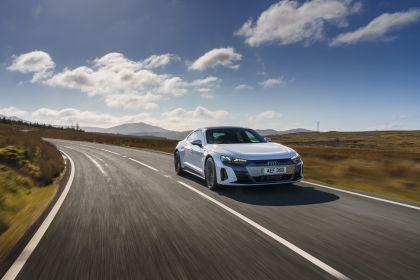 2021 Audi e-tron GT quattro - UK version 9