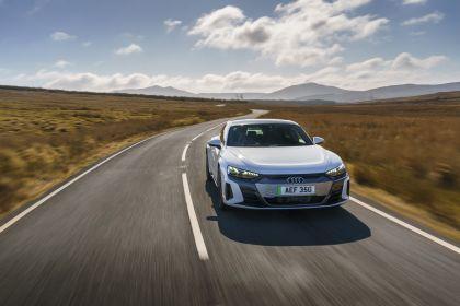 2021 Audi e-tron GT quattro - UK version 10