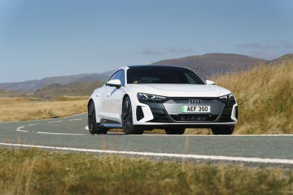 2021 Audi e-tron GT quattro - UK version 13