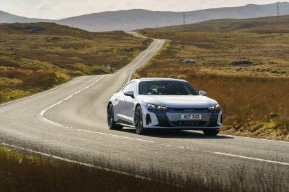 2021 Audi e-tron GT quattro - UK version 14