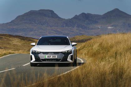 2021 Audi e-tron GT quattro - UK version 15