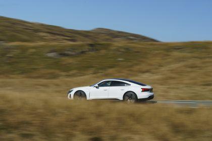 2021 Audi e-tron GT quattro - UK version 17