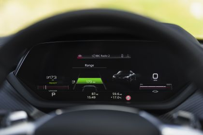2021 Audi e-tron GT quattro - UK version 24