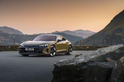 2021 Audi RS e-tron GT - UK version 1