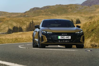 2021 Audi RS e-tron GT - UK version 19