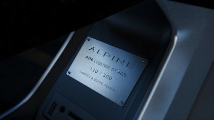 2021 Alpine A110 Légende GT 2021 6