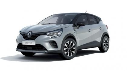 2021 Renault Captur SE Limited 3