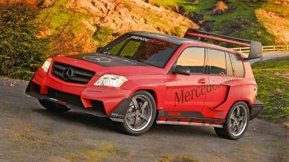 2008 Mercedes-Benz GLK hybrid Pikes Peak by RENNtech 5