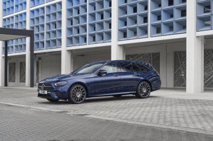 2021 Mercedes-Benz E 400 d Estate - UK version 1