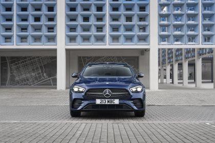 2021 Mercedes-Benz E 400 d Estate - UK version 2