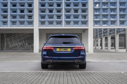 2021 Mercedes-Benz E 400 d Estate - UK version 3