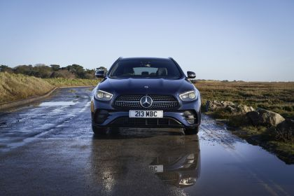 2021 Mercedes-Benz E 400 d Estate - UK version 7