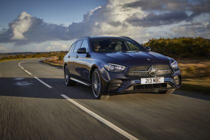 2021 Mercedes-Benz E 400 d Estate - UK version 8