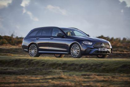 2021 Mercedes-Benz E 400 d Estate - UK version 9