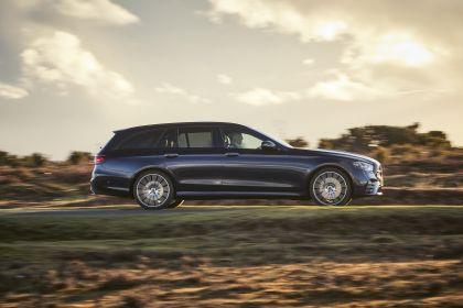 2021 Mercedes-Benz E 400 d Estate - UK version 10