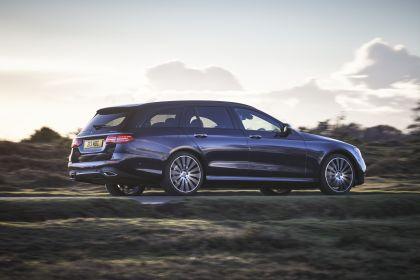 2021 Mercedes-Benz E 400 d Estate - UK version 11