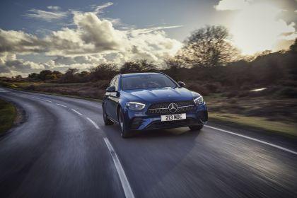 2021 Mercedes-Benz E 400 d Estate - UK version 12