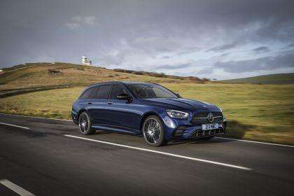 2021 Mercedes-Benz E 400 d Estate - UK version 16