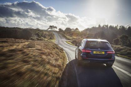 2021 Mercedes-Benz E 400 d Estate - UK version 19
