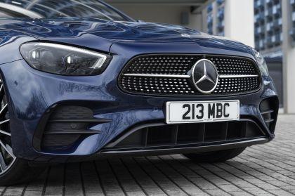 2021 Mercedes-Benz E 400 d Estate - UK version 22