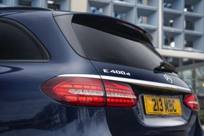 2021 Mercedes-Benz E 400 d Estate - UK version 23