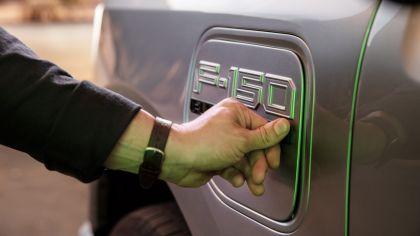 2022 Ford F-150 Lightning Platinum 9