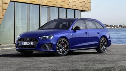 2022 Audi A4 Avant S line competition plus 6