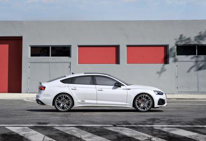 2022 Audi A5 Sportback S line competition plus 3