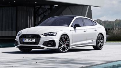 2022 Audi A5 Sportback S line competition plus 5
