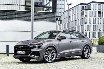 2022 Audi Q7 competition plus 9