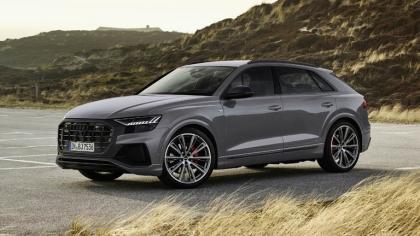 2022 Audi Q7 competition plus 2
