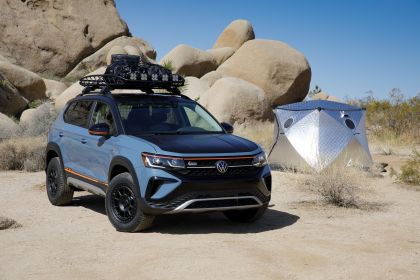 2021 Volkswagen Taos Basecamp Concept 1
