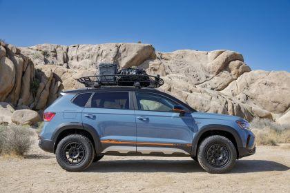 2021 Volkswagen Taos Basecamp Concept 2