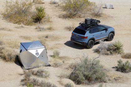 2021 Volkswagen Taos Basecamp Concept 4