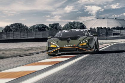2022 Lamborghini Huracán Super Trofeo EVO2 2