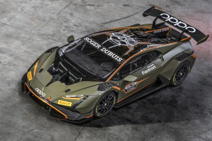 2022 Lamborghini Huracán Super Trofeo EVO2 4