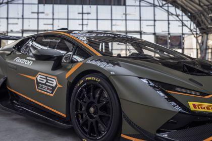 2022 Lamborghini Huracán Super Trofeo EVO2 12