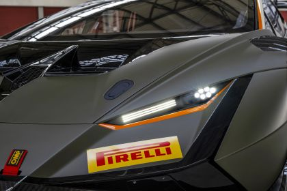 2022 Lamborghini Huracán Super Trofeo EVO2 14