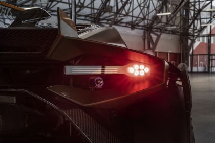2022 Lamborghini Huracán Super Trofeo EVO2 16