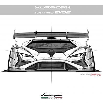 2022 Lamborghini Huracán Super Trofeo EVO2 22