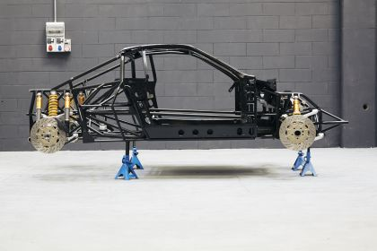 2021 Kimera Automobili EVO37 39