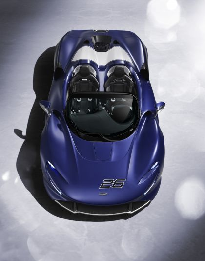 2021 McLaren Elva - windscreen version 4