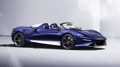 2021 McLaren Elva - windscreen version 5