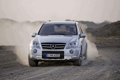 2008 Mercedes-Benz ML-klasse 16