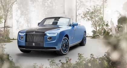 2021 Rolls-Royce Boat Tail concept 4